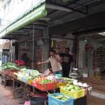 街の青果店